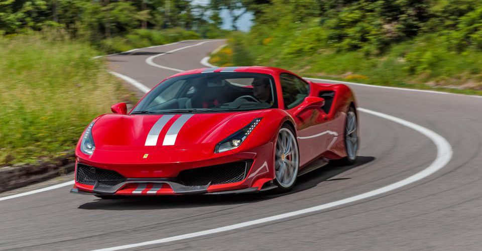 Ferrari Luxury Tours