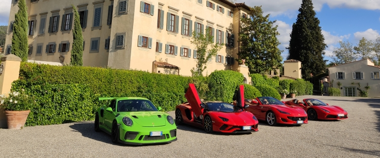 Red Travel Ferrari Tour In Italy Rome Florence Tuscany Milan Venice
